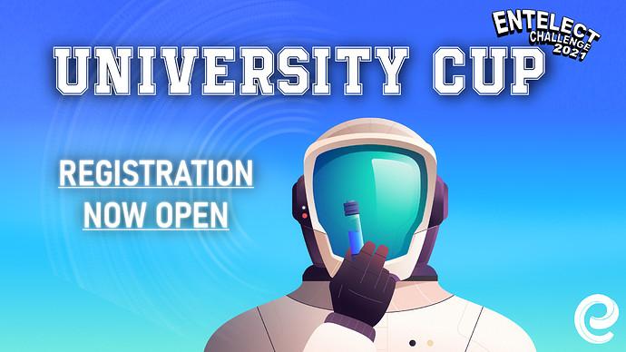EC University Cup Registrations Open